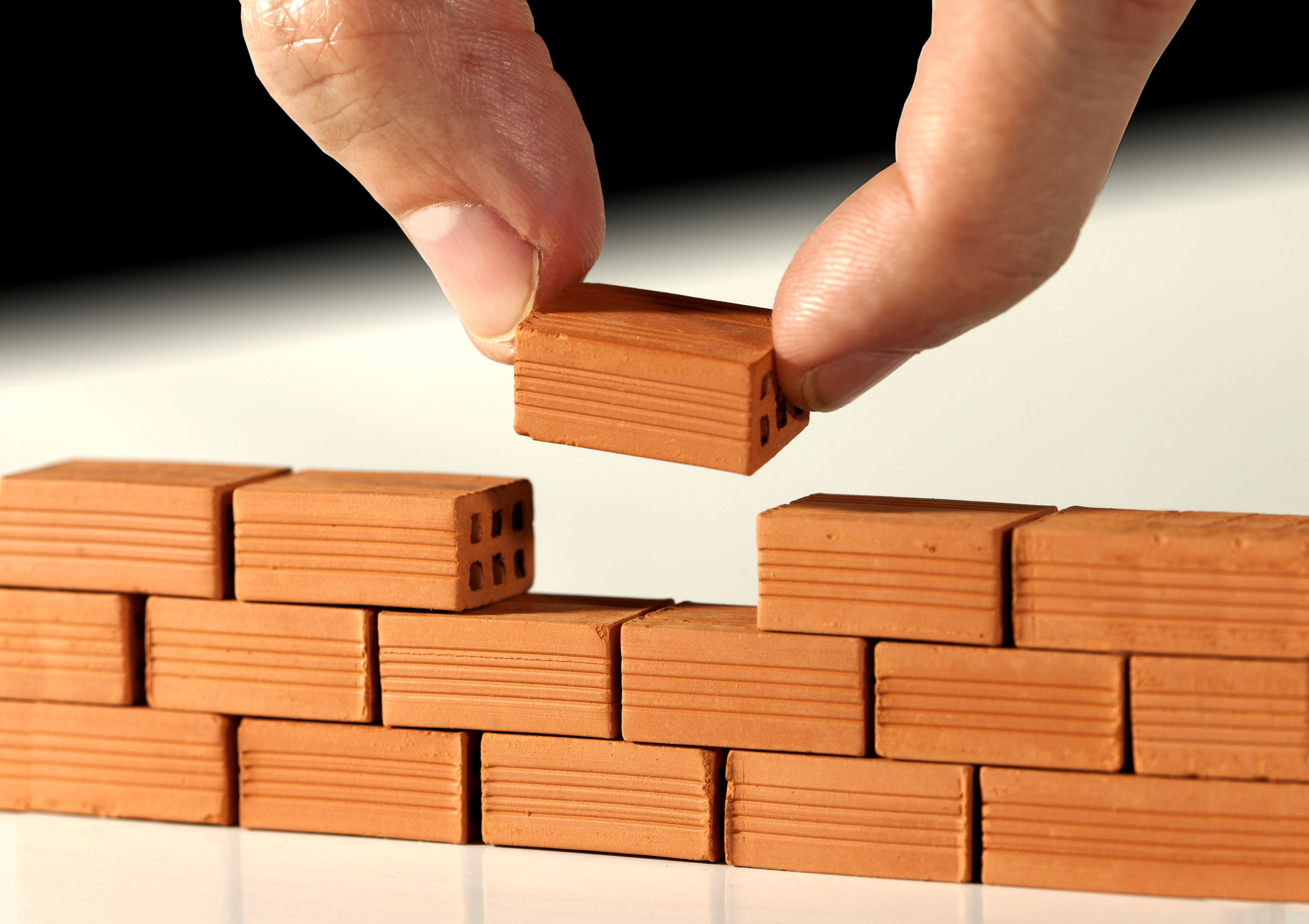 Building foundations for a sales call